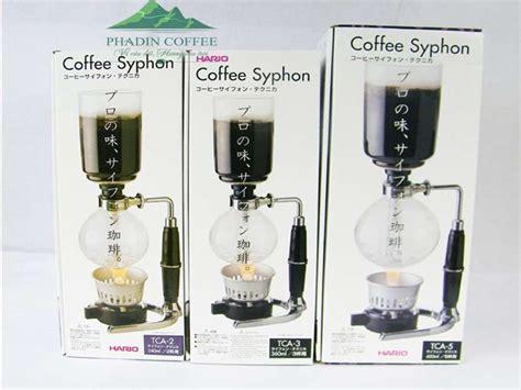 Hario Syphon Tca 3 Orisinil syphon hario tca 3 phadin coffee