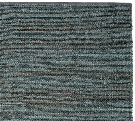 Heather Chenille Jute Rug Indigo Pottery Barn Chenille Rug Pottery Barn
