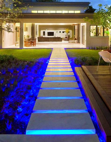garden lights decorations how to use led garden lights for garden decoration 37 ideas