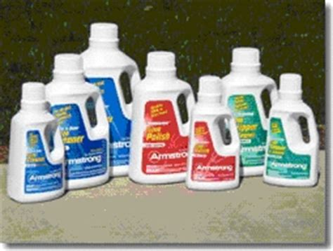 New Beginnings Floor Cleaner by Armstrong Vinyl Floor Care And Maintenance