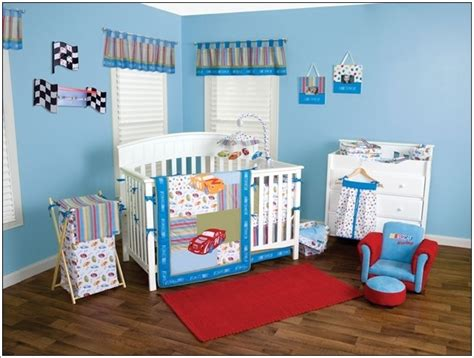 Race Car Crib Bedding Crib Bedding Sets To Liven Up Your Baby S Nursery