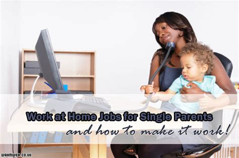 blogger jobs from home uk work at home jobs for single parents and making it work