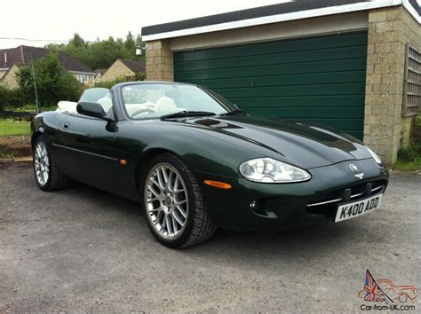 1997 jaguar xk8 1997 jaguar xk8 4 0 automatic racing green