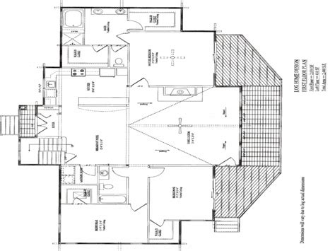 log home ranch floor plans ranch floor plans log homes log home floor plans log home