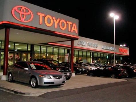 Toyota Dealer In Va Alexandria Toyota Scion Alexandria Va 22305 Car