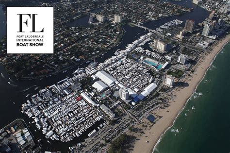 fort lauderdale boat show exhibitors fort lauderdale or bust northwest yachting