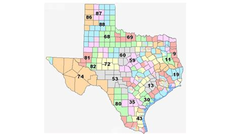 texas redistricting map u s supreme court likely to hear texas redistricting