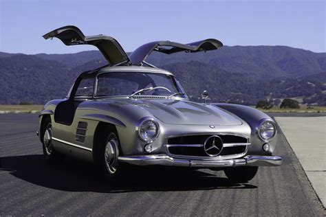 1956 mercedes 300sl gullwing coupe 157566