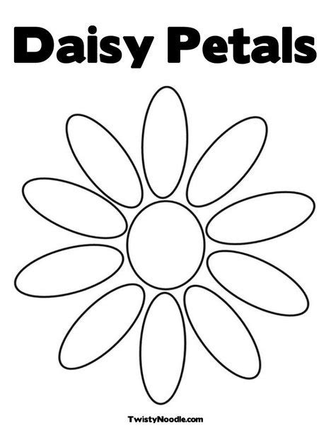 daisy petal template daisy petal template this is your