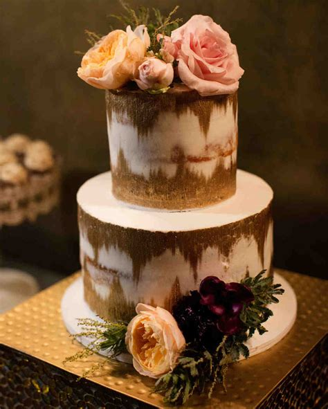 Fall Wedding Cakes by 66 Fall Wedding Cakes We Re Obsessed With Martha Stewart