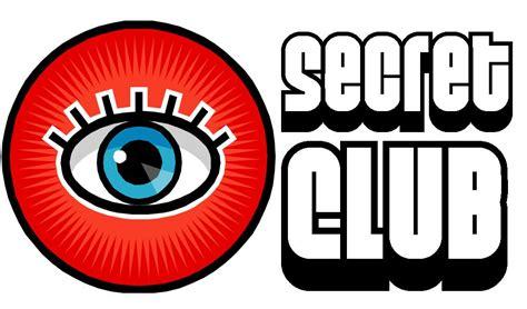 secret pictures secret club the library