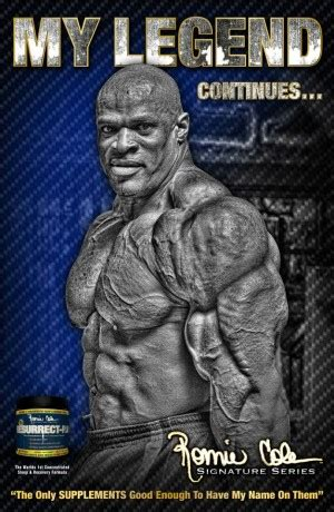 Ronnie Coleman Supplement ronnie coleman news reviews prices at priceplow