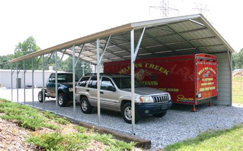 carport outlet prefabricated metal carports