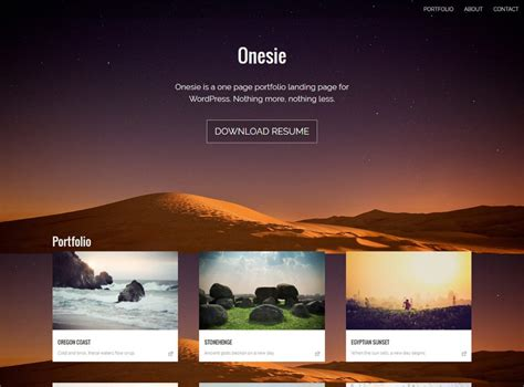 wordpress theme free landing 17 best free wordpress landing page themes and templates 2016