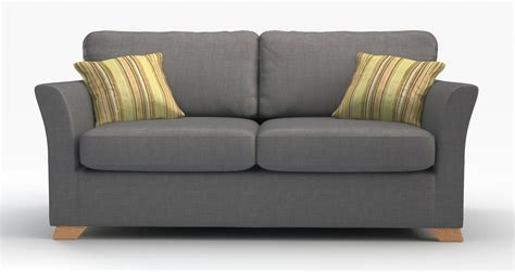 Dfs Furniture Sofas by Dfs Zuma Slate Fabric Range 3 Seater 2 Str Sofa Bed