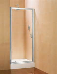 Shower Bath Enclosure Shower Doors And Enclosures A New Look For Your Bathroom