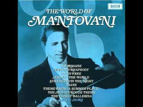 mantovani swedish rhapsody swedish rhapsody rapsodia sueca the world of mantovani
