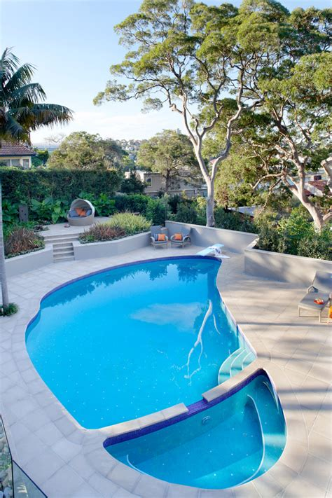 Backyard Pools San Diego Landscape Design San Diego Landscape Contemporary With