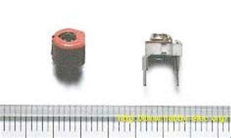 kapasitor trimmer resume fisika energi potensial listrik kapasitor 171 rezaanggarahardja