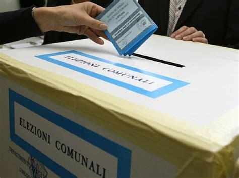 ministro interno elezioni amministrative ufficiale si vota il 5 giugno l eco