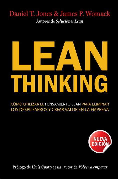 libro thinking from a to lean thinking isbn 9788498750218 libros tecnicos libreria hispano americana