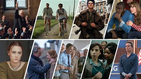 best film in oscar award oscar nominations 2018 the complete list of nominees
