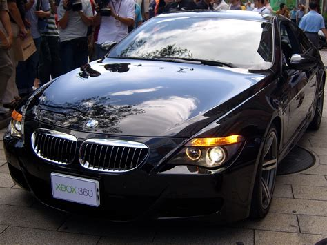 how does cars work 2007 bmw m6 security system bmw m6 black gallery moibibiki 5