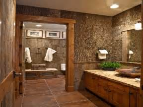 Rustic Bathrooms Designs rustic bathroom designs