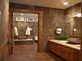 Rustic Bathrooms Ideas » Modern Home Design