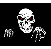Clipart  Skull And Hands
