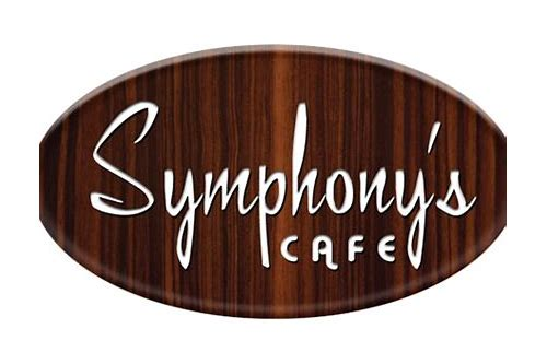 symphony's cafe evanston coupon