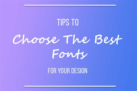 6 Tips To Choose Best Cheese by 6 Tips To Choose Best Fonts For Your Design Sanjay Web