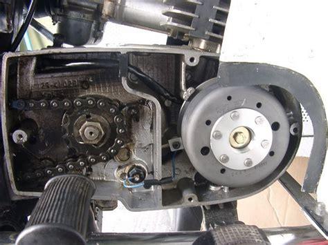 Motorrad Batterie Unterbrecher by Mz Etz 125 150 12v 180w Powerdynamo Lichtmaschine Mit