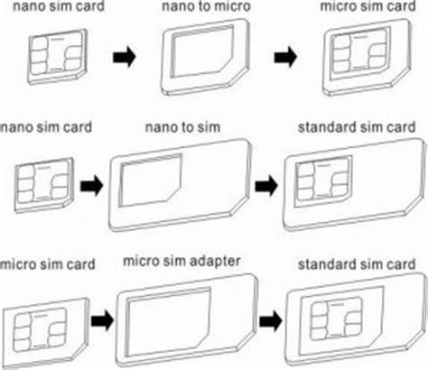 Welk Type Simkaart Past In Mijn Toestel Vergelijk Sim Only Nano Sim To Micro Sim Adapter Template