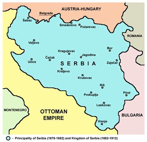 Ottoman Empire Serbia Central Serbia