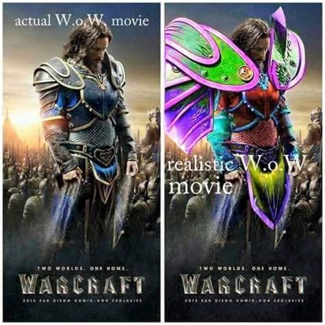 Warcraft Memes - if warcraft were faithful to the game world of warcraft