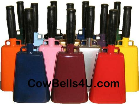 Wedding Bell Noise by Cowbell Cowbells Sports Bells Cowbell Holster