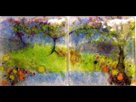 delphi glass tutorial fused glass tutorial picture tiles youtube share