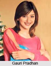 indian tv commercial actress list gauri pradhan aka nandini indian tv actress