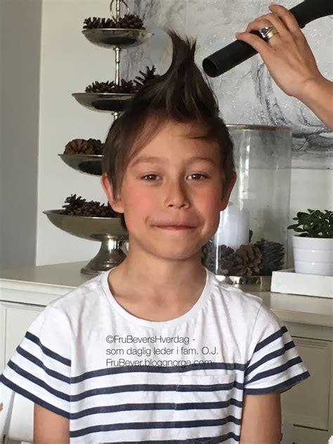 frisyrer barn frisyrer barn enklere blir det ikke frubevers hverdag