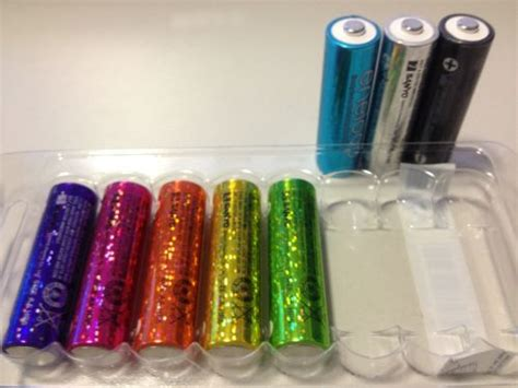 Sanyo Eneloop Battery Chargeable Glitter Aaa 750mah 4pcs Silver Bi evaluating the sanyo eneloop rechargeable batteries techblogger io