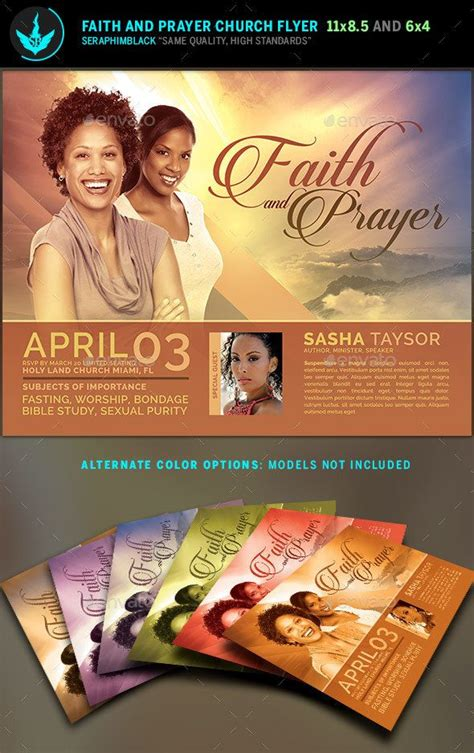 design church flyer online shape of heart set 2 church fashion flyer template and