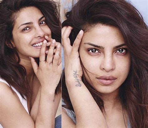 priyanka chopra without makeup pics 15 times priyanka chopra looked flawless even without a