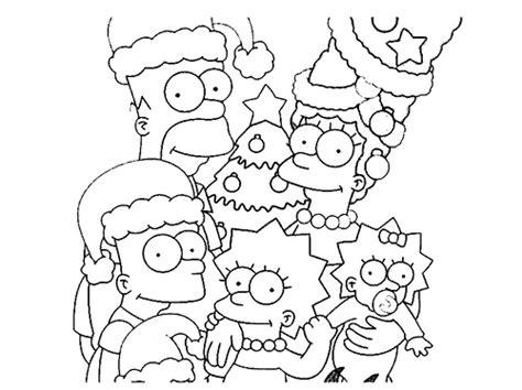 imagenes navidad de los simpson navidad im 225 genes de los simpson trato o truco