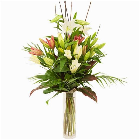 Flowers Delivered In A Vase by Flower Delivery In Vase Home Trendy