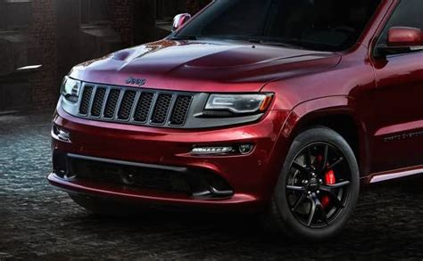 jeep grand srt engine jeep grand srt with hellcat engine confirmed for
