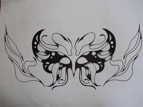 mardi gras mask tattoo designs mardi gras mask butterfly in ideas