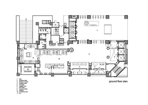 hotel floor plan design architecture photography hotel dua koan design 284158