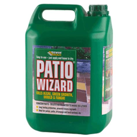 Patio Degreaser by Patio Wizard Cleaner