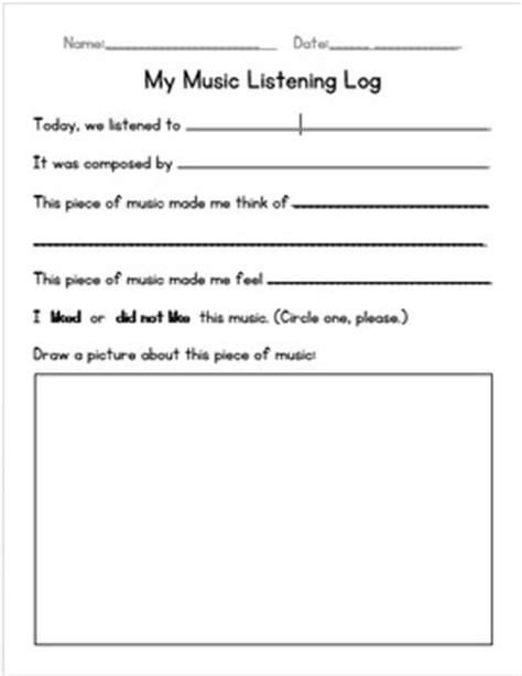printable holiday stress quiz primary music listening worksheet by sarah jones